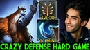 SUMAIL Magnus Epic 11 Min Scepter Crazy Defense Hard Game 7 23 Dota 2