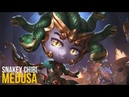 NEW SKIN for Medusa Snakey Chibi