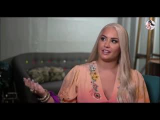 RUS/SUB Demi Lovato about Eurovision