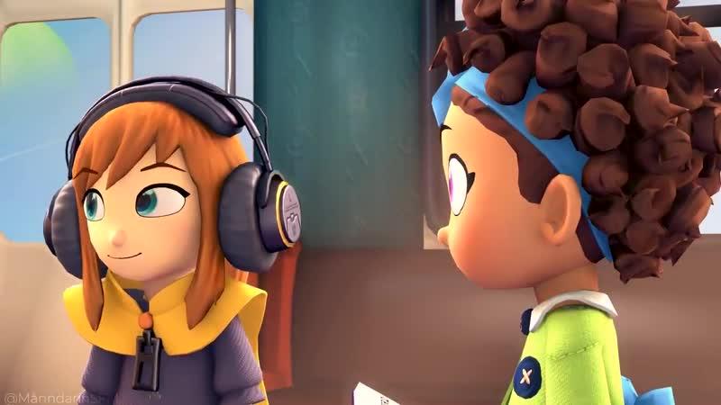 I wonder what Hat Kid's listening to SFM