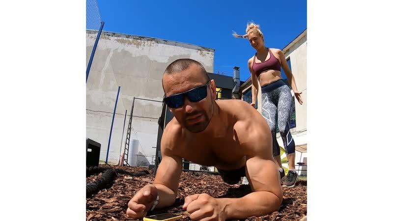 «Street Workout 3»  Александр Семенихин  Punto Fit » Freewka.com - Смотреть онлайн в хорощем качестве