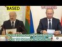 Lukashenko Teases Putin: Prolonged Quarantine And Self-Isolation Didn't Help Superpowers Like Russia
