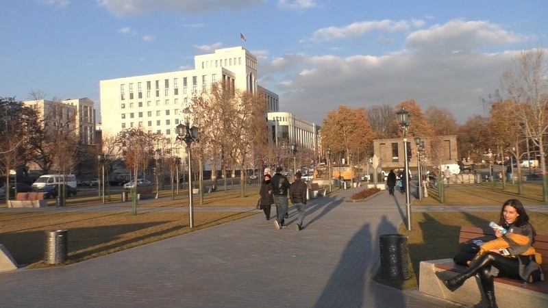 Yerevan 11 01 20 Sa Shatrvanner Shaumyan h mot Video 2