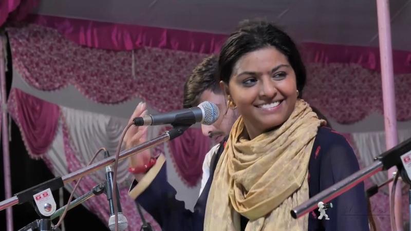 Nooran Sisters BLAST LIVE Show Latest at Lakh Data Peer Darbar Nuhon Colony | Ropar | Punjab 2019