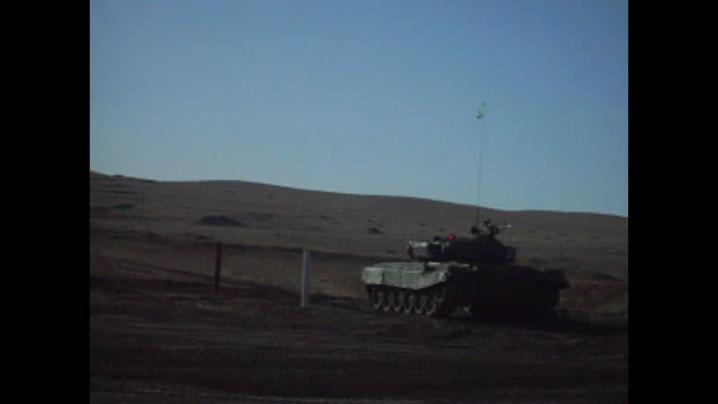 танковый биатлон в борзе 3