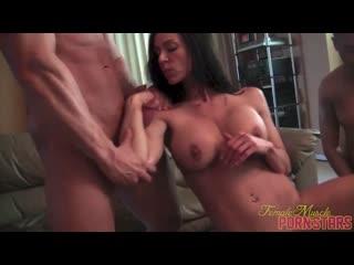 Kendra Lust FemaleMusclePornstars.com Worship Me, Hardcore, Blowjob, MILF, Facial, Anal, Gape