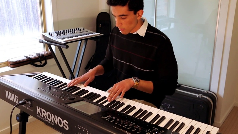 Abel Korzeniowski Table for Two Nocturnal Animals Piano Cover by Rohan Sharma