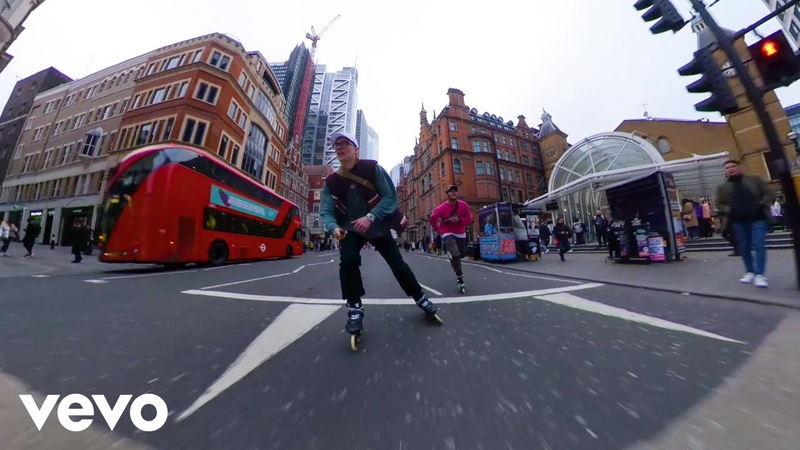 Gryffin Seven Lions Need Your Love with Noah Kahan Jack Tierney Skate Video