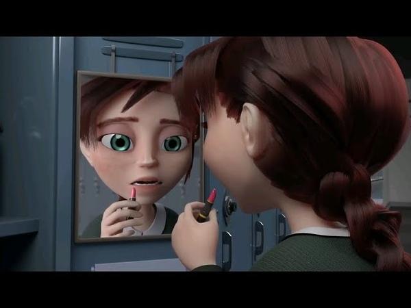Отражение Короткометражный мультик HD 👯 Анимационные мультфильмы