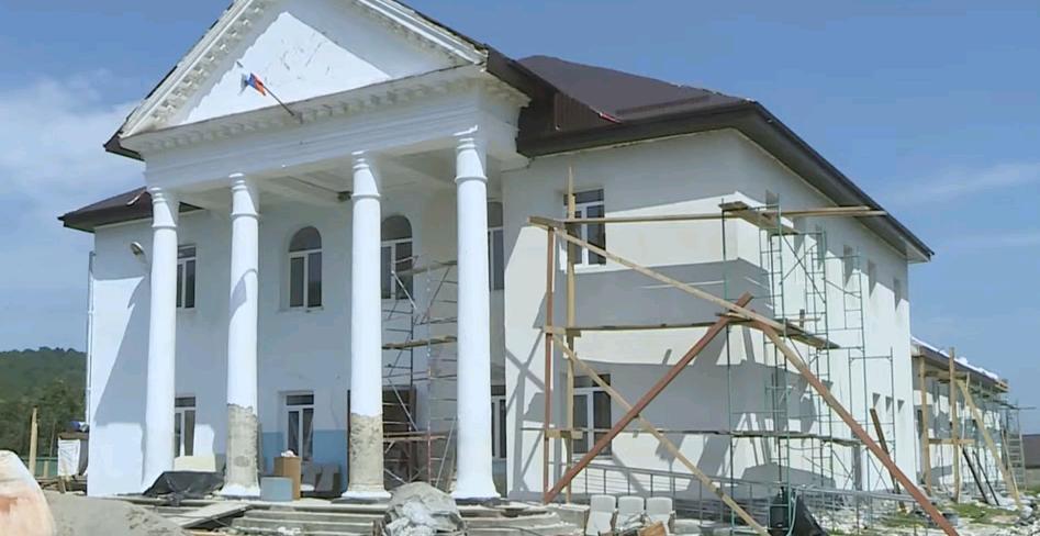 В КЧР у жителей села Курджиново появится обновленный Дом культуры