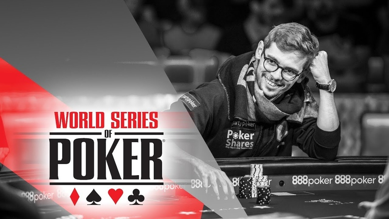 Fedor Holz $1 000 000 Big One for One Drop Double Knockout 2018 WSOP PokerGO