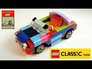 LEGO CLASSIC 10696: 2016 RANGE ROVER EVOQUE / 2016 Рэндж Ровер Эвок