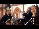 Schindler's List for trumpet horn and organ John Williams