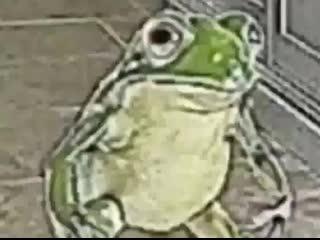 Froggy chair dance