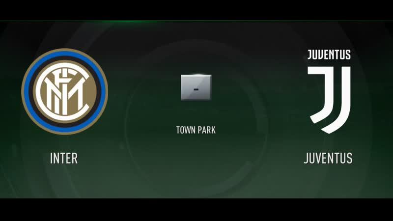 Интер - Ювентус | Товарищеский матч