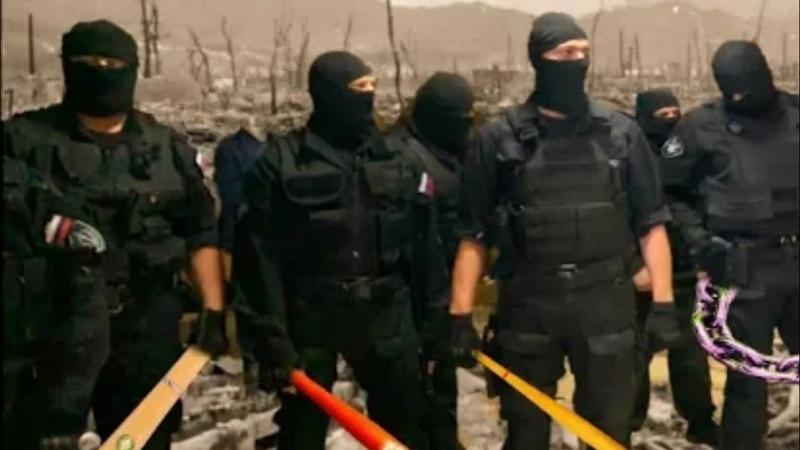 СПЕЦНАЗ ПРОТИВ НАРОДА! Как бойцы в масках защищают жуликов и воров в суде!
