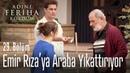Emir parasıyla Rıza'yı ezmeye çalışıyor - Adını Feriha Koydum 29. Bölüm