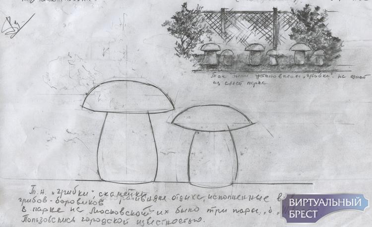 «Ты искал потемнее лавочку и нашел её в дебрях жасминовых…», или как были предложены идеи возрождения объектов в Городскомъ саду Бреста