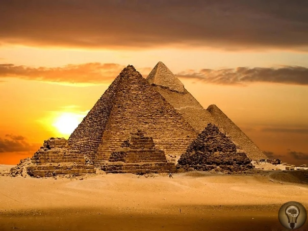 Тайна строительства пирамид раскрыта.