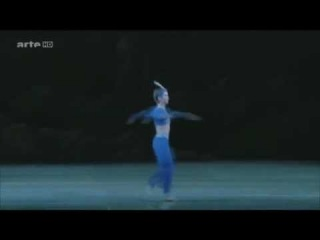 Leonid Sarafanov - Two Different Performances of a Solo from 'La Bayadere'