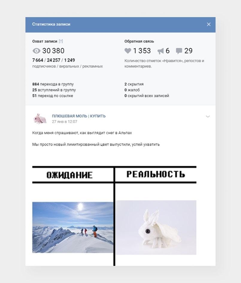 Как заработать 3 000 000 рублей на продаже мягкой игрушки ВКонтакте, изображение №11