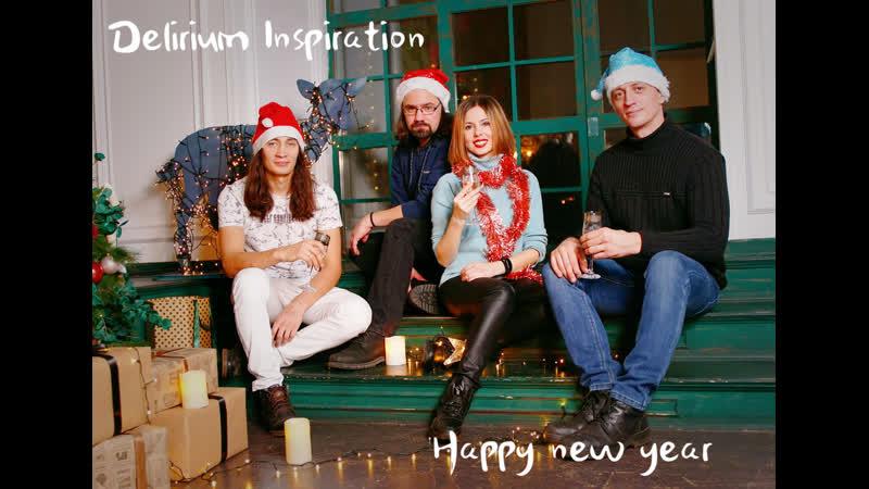 Delirium Inspiration Happy New Year cover