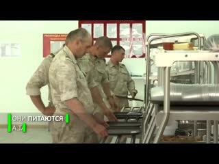 Как российские военные живут на авиабазе Хмеймим