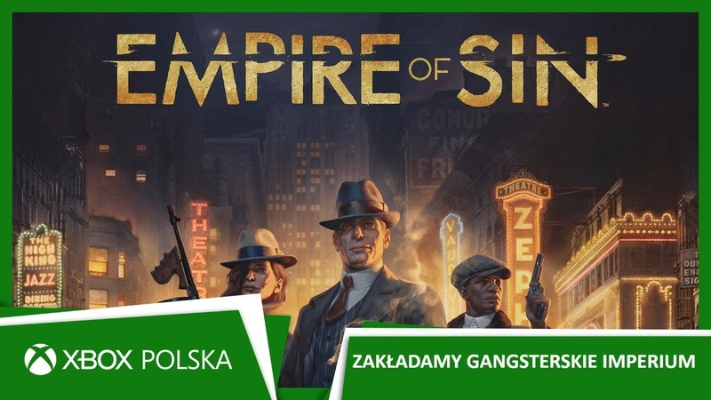 NS\PS4\XBO - Empire of Sin