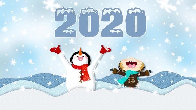Прикольные Новогодние Обои 2020 На Рабочий Стол