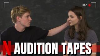 Casting For DARK - Netflix Audition Tapes mit Louis Hofmann, Lisa Vicari, Moritz Jahn & Paul Lux