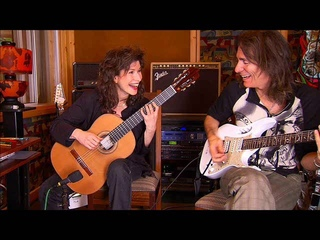 Sharon Isbin feat. Steve Vai - La catedral, part III: Allegro (Agustín Barrios)