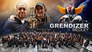 Grendizer Medley - Sammy Clark & Ihab Darwish سامي كلارك - غرندايزر I Goldrake Musica I UFOロボ グレ}
