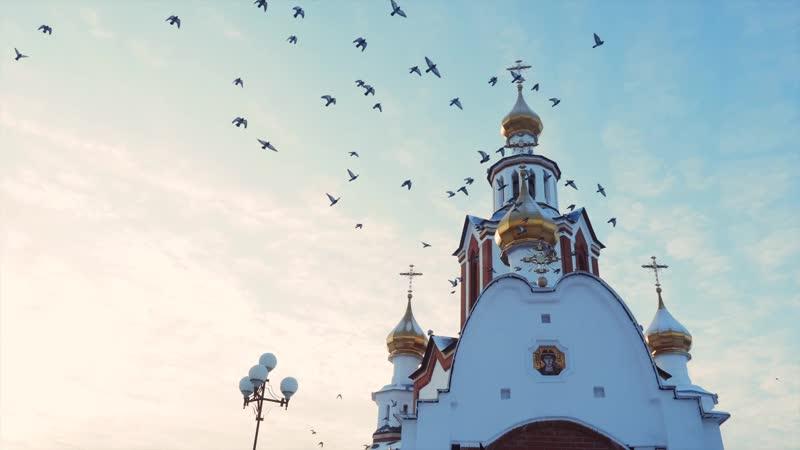 Храм Веры Надежды Любови и матери их Софии г Киров