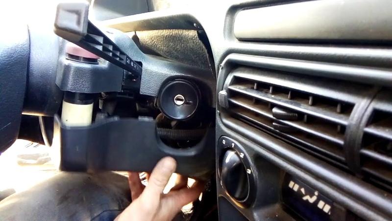 Не большой ремонт машины