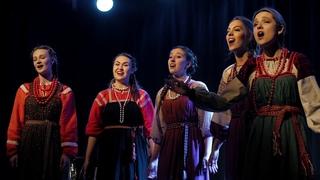 Сольный концерт. 22 декабря. Russian Folk Music That Will Make You Thrill