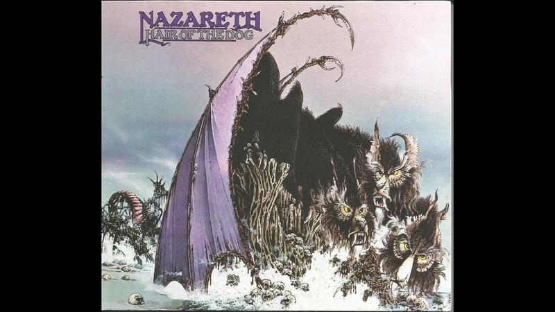 N̲a̲zare̲th H̲a̲ir of the D̲og Full Album 1975