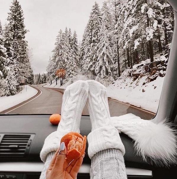 Зима — это кусочек волшебства.