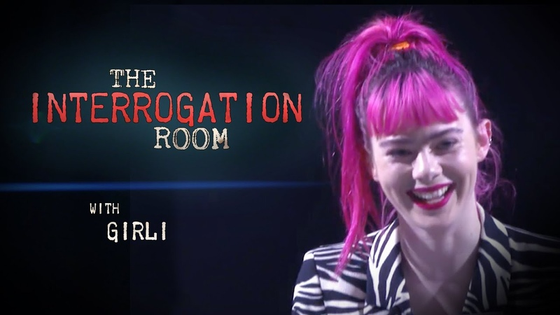 GIRLI Enters The Interrogation Room PopBuzz Meets