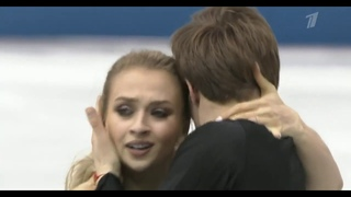 Виктория Синицина / Никита Кацалапов. Командный ЧМ 2019 Произвольный танец | 2 место