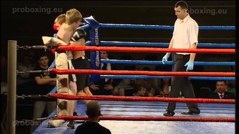 Markko Moisar EST 60 8 kg VS Vjačeslavs Kopačs LAT 63 2 kg Magadan Fights 27 12 2014