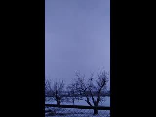 14 февраля 2020 г, посёлок Старомихайловка (Донецк, ДНР) - Обстрел со стороны Кр