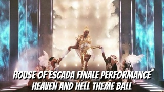 House of Escada Finale Performance - Heaven and Hell Theme Ball   Legendary HBO Max