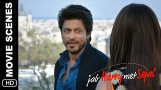 High Hopes | Jab Harry Met Sejal | Romantic Scene | Shah Rukh Khan, Anushka Sharma