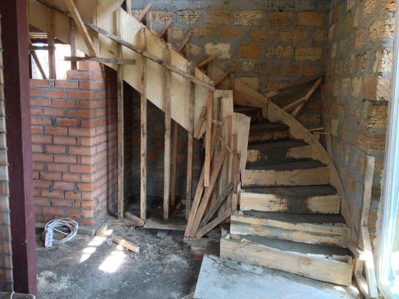 Советы по изготовлению бетонной лестницы, изображение №5