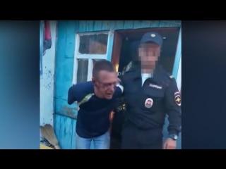 """Появилось видео освобождения похищенного главы агрохолдинга """"Орловская нива"""""""
