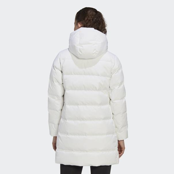 Длинная куртка-пуховик image 3