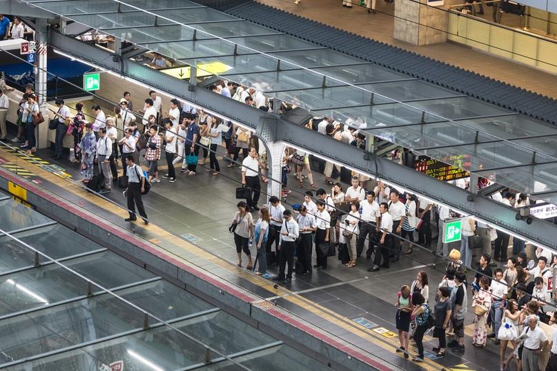 Самые загруженные станции метро в мире, изображение №5