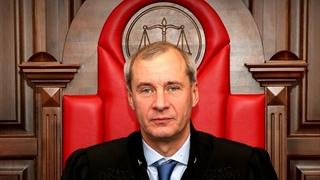 #путинвор оскорбляющая маска председатель суда Щербинин заявил в следственный комитет