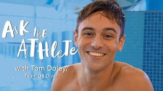 🇬🇧 #AsktheAthlete – Tom Daley 🇬🇧