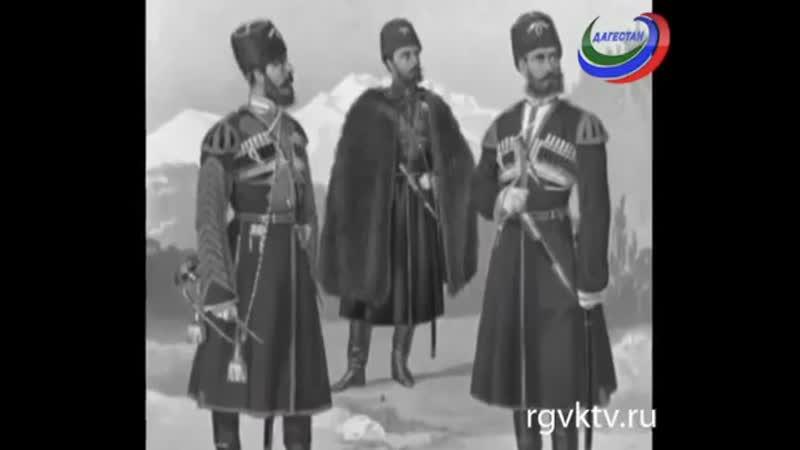 Кавказская туземная конная дивизия гордость русской армии